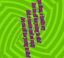 Carpe Diem - Green Day iPod / iPhone Case by Dsavage94
