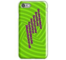Fell For You - Green Day iPod / iPhone Case iPhone Case/Skin