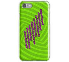 Loss Of Control - Green Day iPod / iPhone Case iPhone Case/Skin