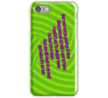 Troublemaker - Green Day iPod / iPhone Case iPhone Case/Skin