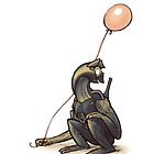 Legion with a Balloon by etall