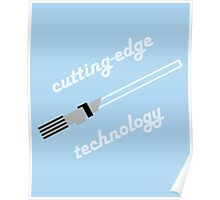Cutting-Edge Technology Poster