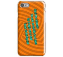 Stop When Red Lights Flash - Green Day iPod / iPhone Case iPhone Case/Skin