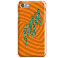 Stray Heart - Green Day iPod / iPhone Case iPhone Case/Skin