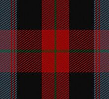 01930 Carson Red Tartan Fabric Print Iphone Case by Detnecs2013