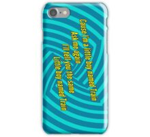 Little Boy Named Train - Green Day iPod / iPhone Case iPhone Case/Skin