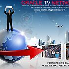 REACH 43 MILLION HOMES WITH YOUR MINISTRY OR BUSINESS! by oracletvnetwork