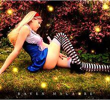 Hayley as Alice by ravenmacabre