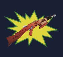 Atomic Rifle Kids Tee