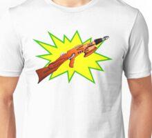 Atomic Rifle Unisex T-Shirt