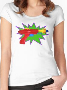 Disintegrator Women's Fitted Scoop T-Shirt