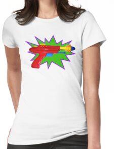 Disintegrator Womens Fitted T-Shirt