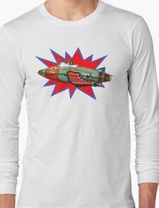 Rocket Police Long Sleeve T-Shirt
