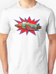 Rocket Police Unisex T-Shirt