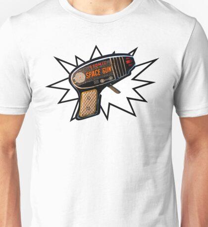 Atomic Space Gun Unisex T-Shirt
