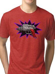 Atomic Disintegrator Tri-blend T-Shirt