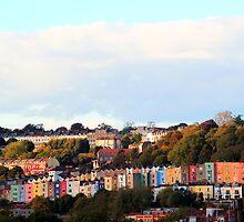 Bristol Landscape  by Arvind Singh