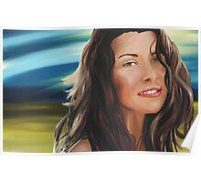 Evangeline Lilly Poster