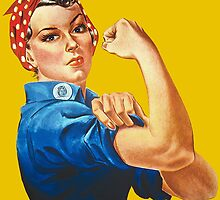 Rosie the Riveter by PingusTees