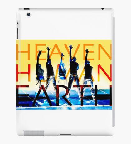 Heaven Human Earth iPad Case/Skin
