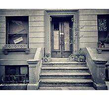 Saint Nicholas, Harlem N.Y.C Photographic Print