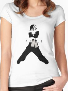 Death the Kid Women's Fitted Scoop T-Shirt
