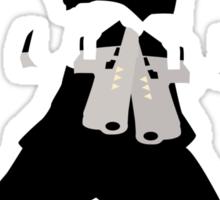 Death the Kid Sticker