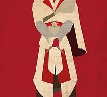 Ezio by jehuty23