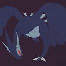 Shadow Lugia by jehuty23