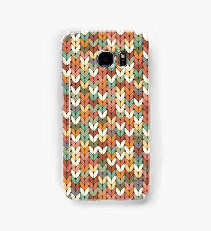 Knitted Earth Samsung Galaxy Case/Skin
