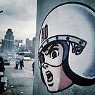Speed Racer, N.Y.C by Noemad