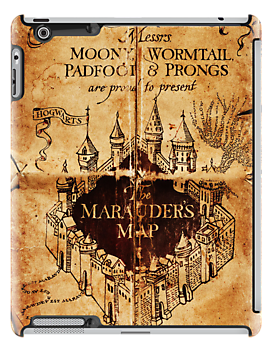 Marauder's Map by grungeandglam