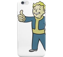 Fallout - Vault Boy iPhone Case/Skin