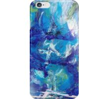 Blue Cascade iPhone Case/Skin