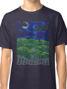 Graveyard Night Classic T-Shirt