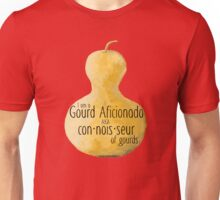 Gourd a·fi·ci·o·na·do Unisex T-Shirt