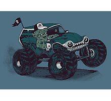 Monster Truckin' Photographic Print