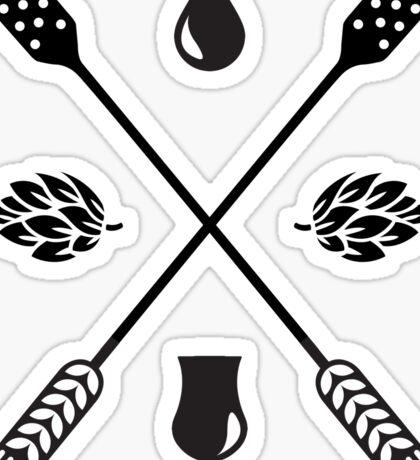 Craft Beer / Homebrew / Drink Local Sticker