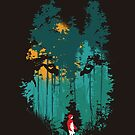 The woods belongs to me by Budi Satria Kwan