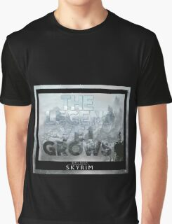 The Legend Yet Grows Graphic T-Shirt