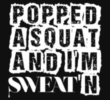 Popped a squat and I'm Sweat'N (woo!) by sweatparty
