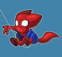 Spider-man Kitty by NeroStreet