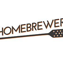 Homebrewer - Mash Paddle by baridesign