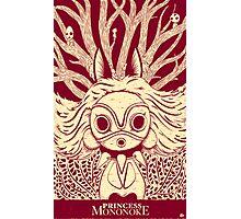 Princess Mononoke Photographic Print
