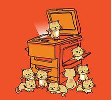 The original Copycat by Budi Kwan