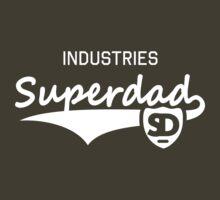 Superdad INDUSTRIES Daddy Design White by MILK-Lover
