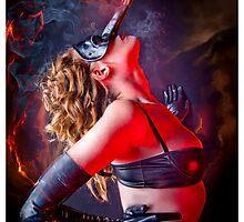 Pyromancer III by ravenmacabre