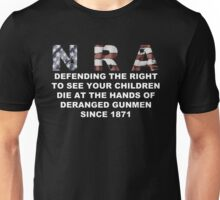 Stop the NRA Unisex T-Shirt