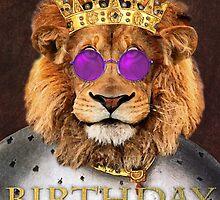 Birthday King by Nick Keeble