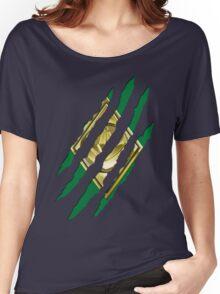 Secret Identity - Green Ranger Women's Relaxed Fit T-Shirt